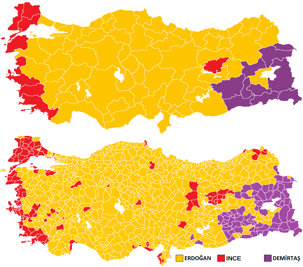 Turkish general election, 2018 - Wikipedia