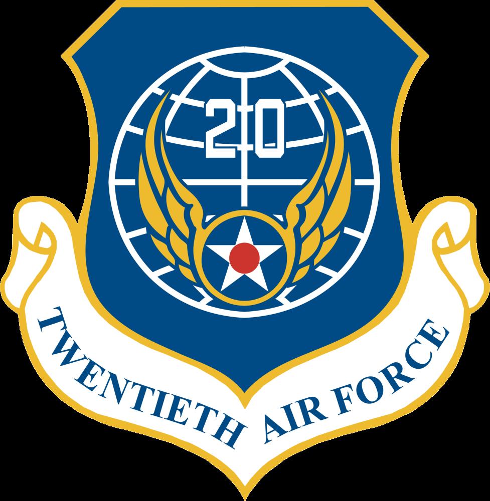 US Twentieth Air Force