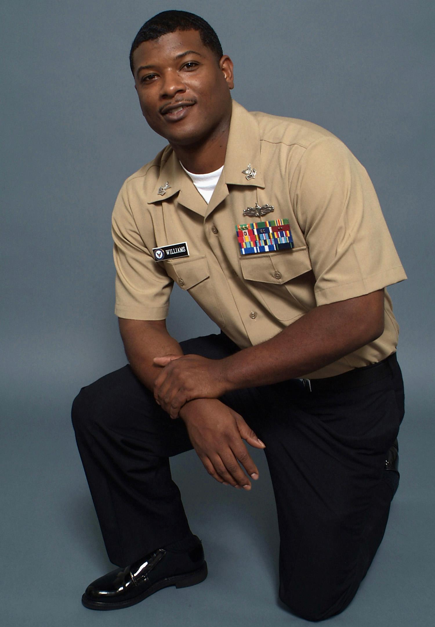 naval reserve corpsman