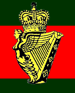 Ulster Defence Regiment Crest