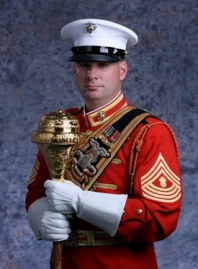 file united states marine drum bugle corps drum major master