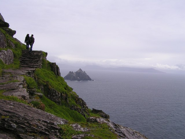 File:View back to Kerry - geograph.org.uk - 1024077.jpg