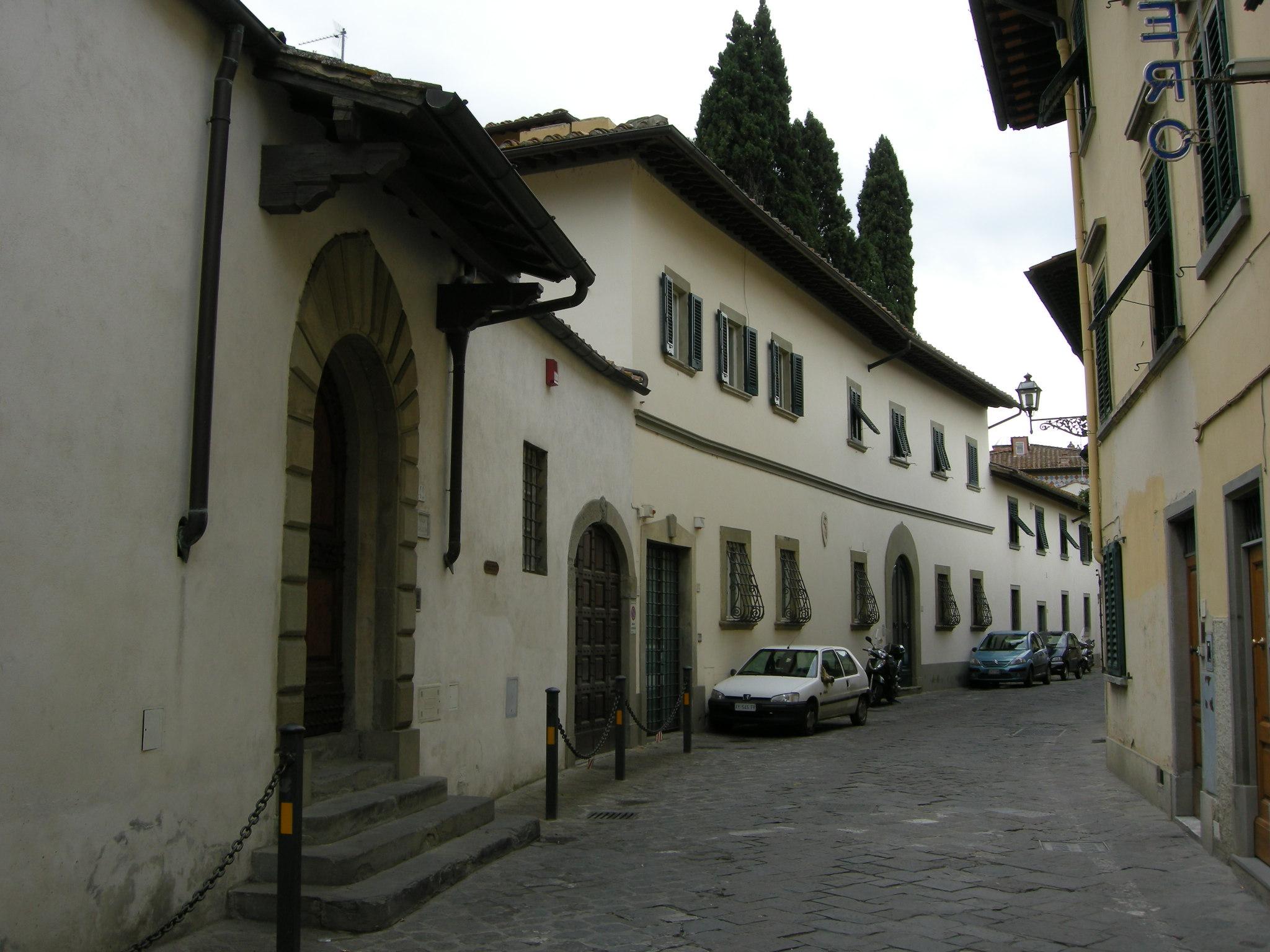 Villa il gioiello images for Villas firenze