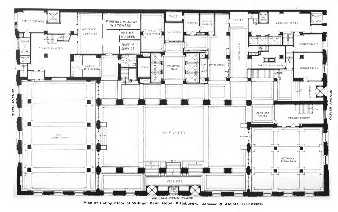 Main Bedroom Layout