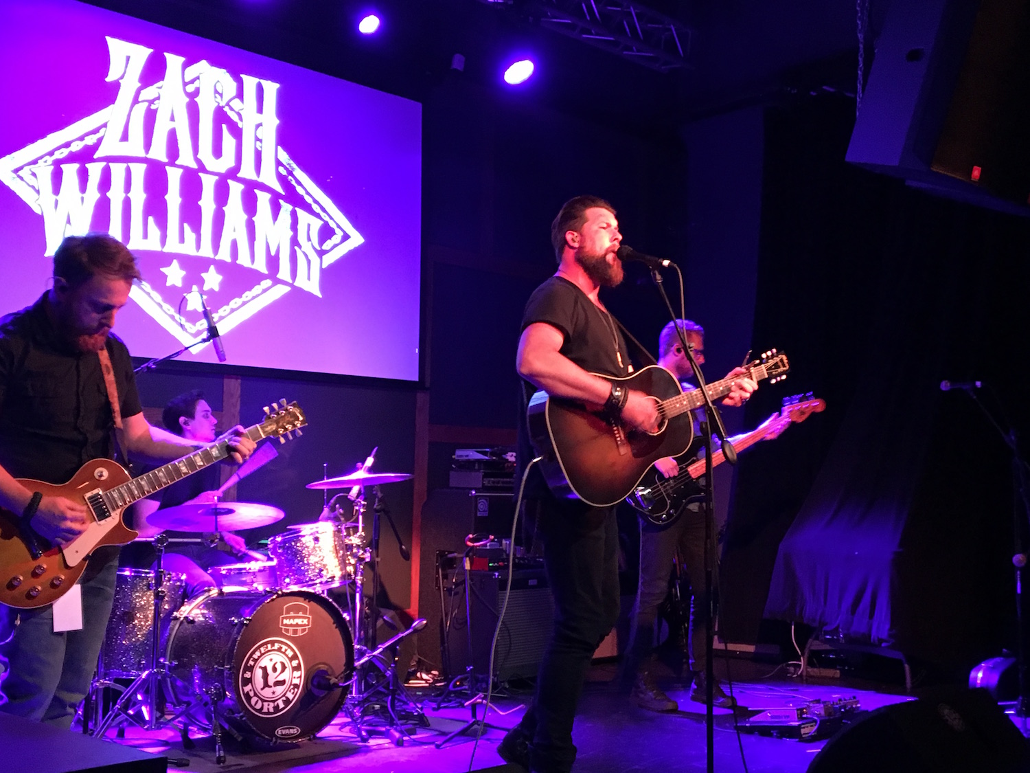 Zach Williams Musician Wikipedia