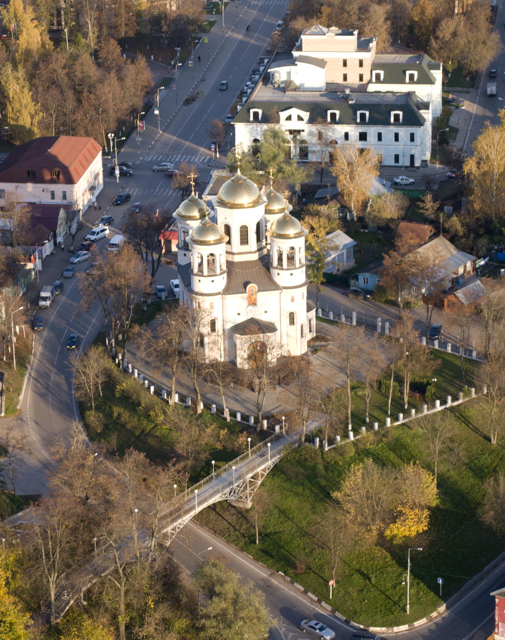 этого, нефтяники звенигород московская область фото города вот историческом кино