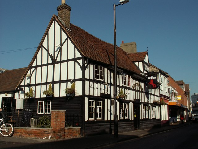 'The Bay Horse' inn - geograph.org.uk - 692371