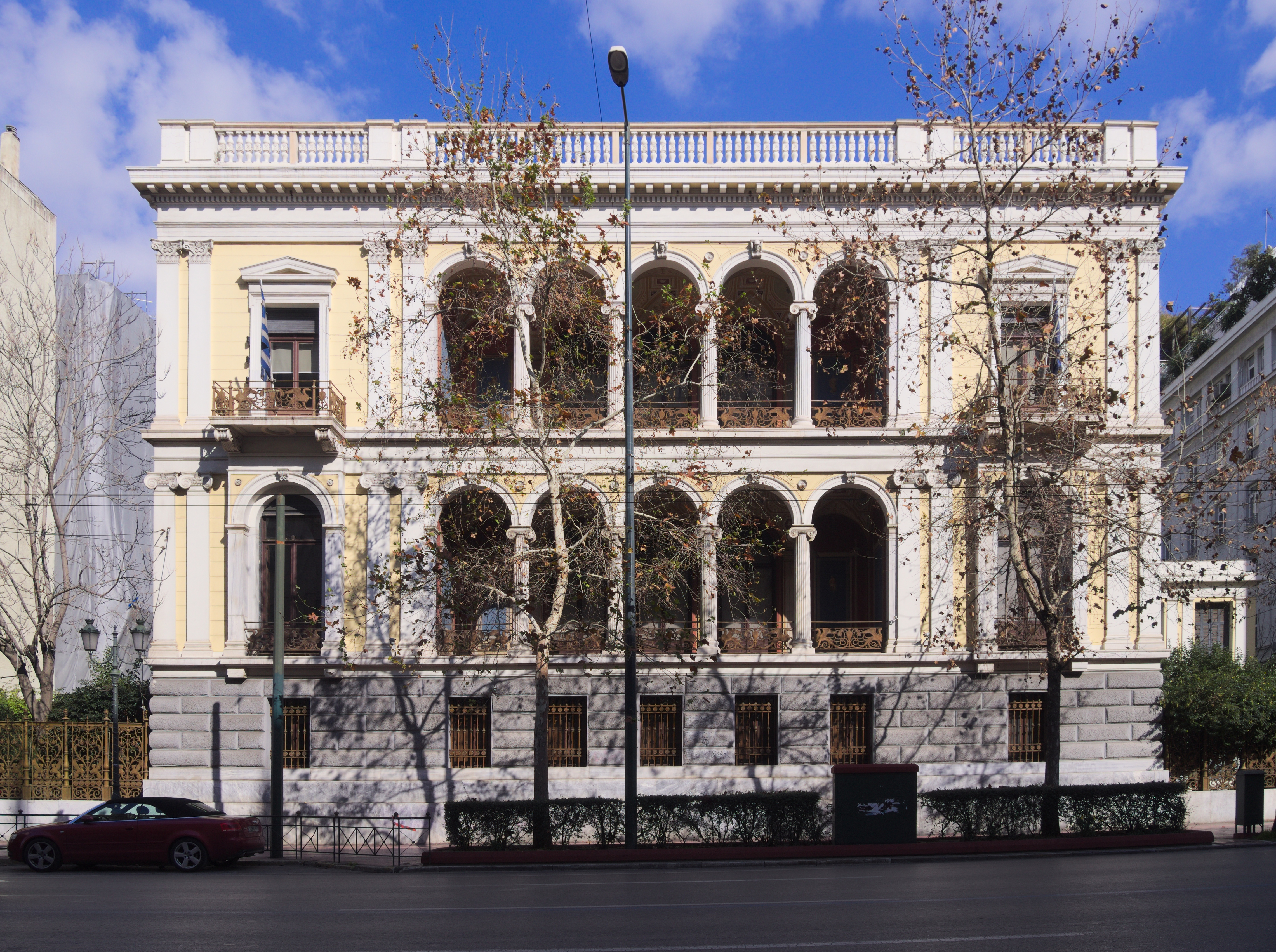 Numismatic museum of athens wikipedia