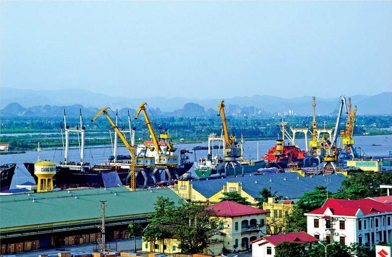 Haiphong Vietnam  City pictures : 07 HAIPHONG PORT Wikipedia, the free encyclopedia