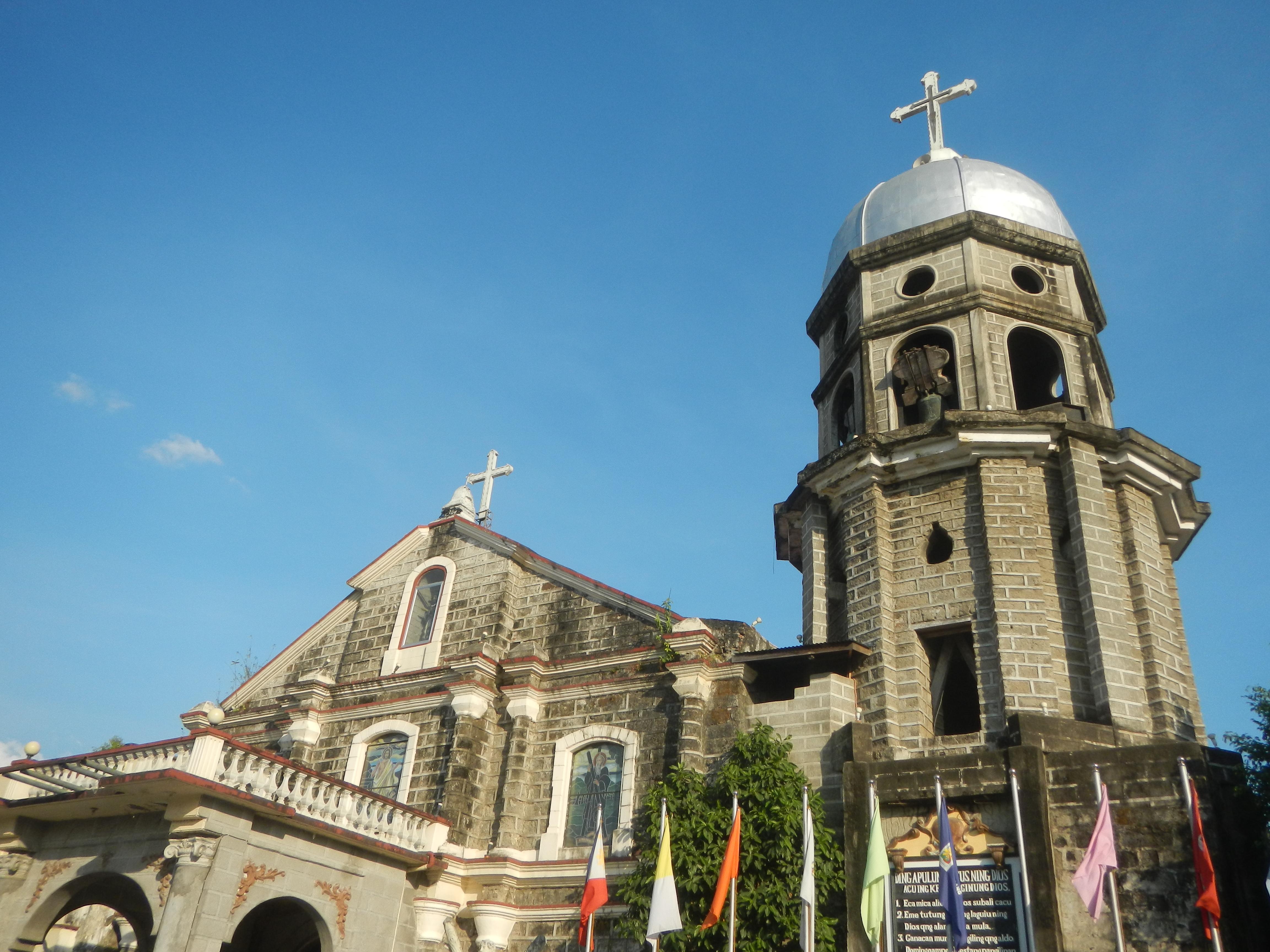 File 09867jfsaint Andrew The Apostle Parish Church Candaba Pampangafvf 38 Jpg Wikimedia Commons
