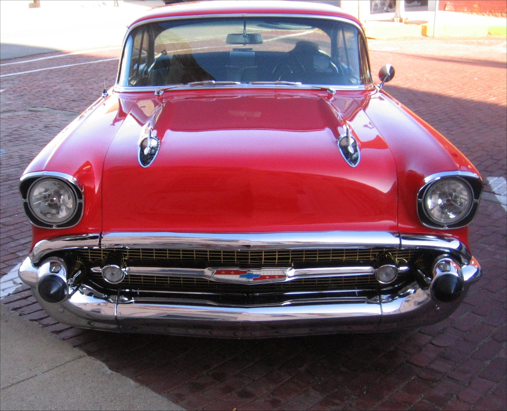 Chevy Bel Air Toy Car For Sale
