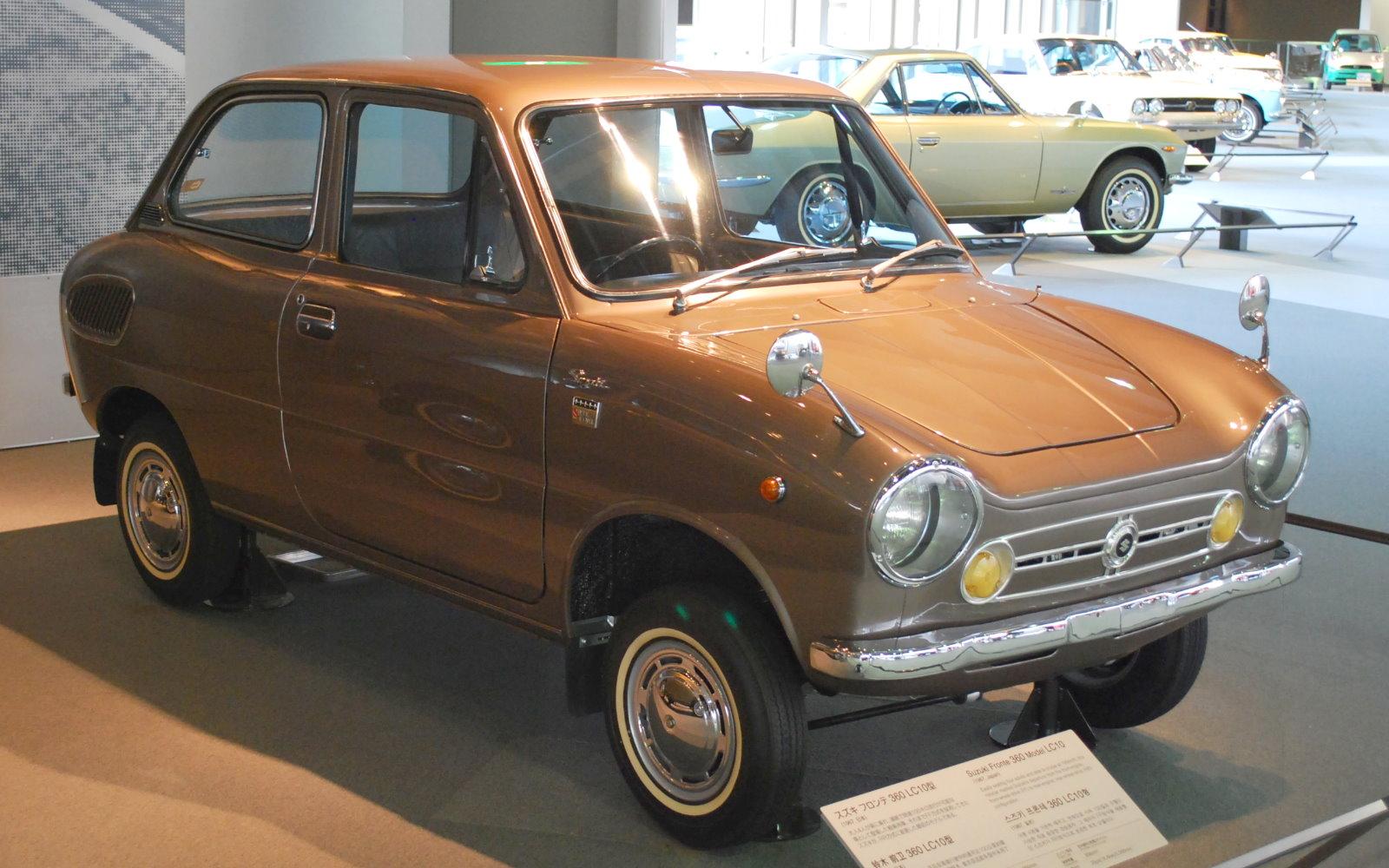 Suzuki Fronte For Sale