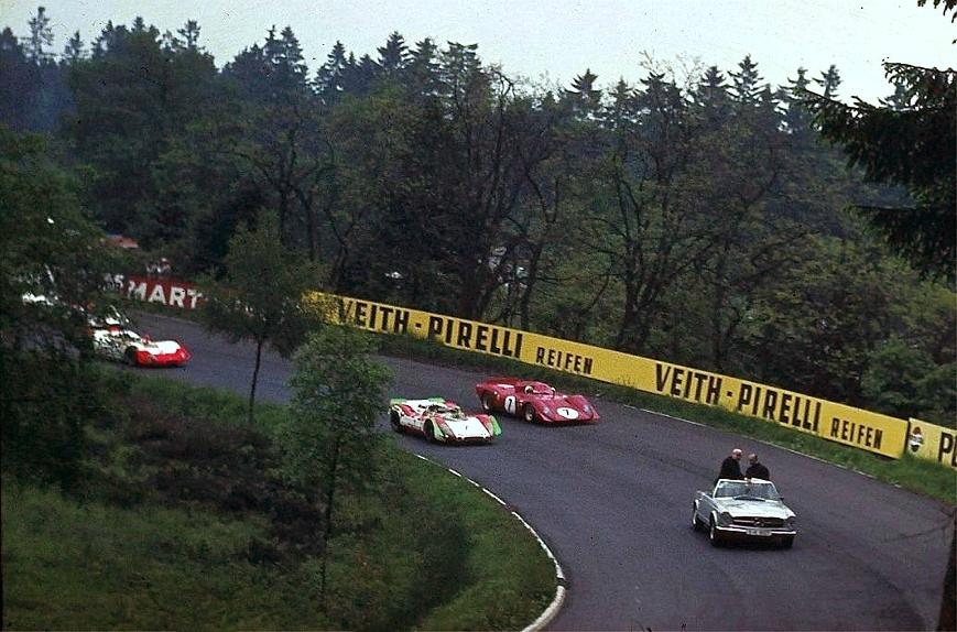 Indianapolisstart 1969