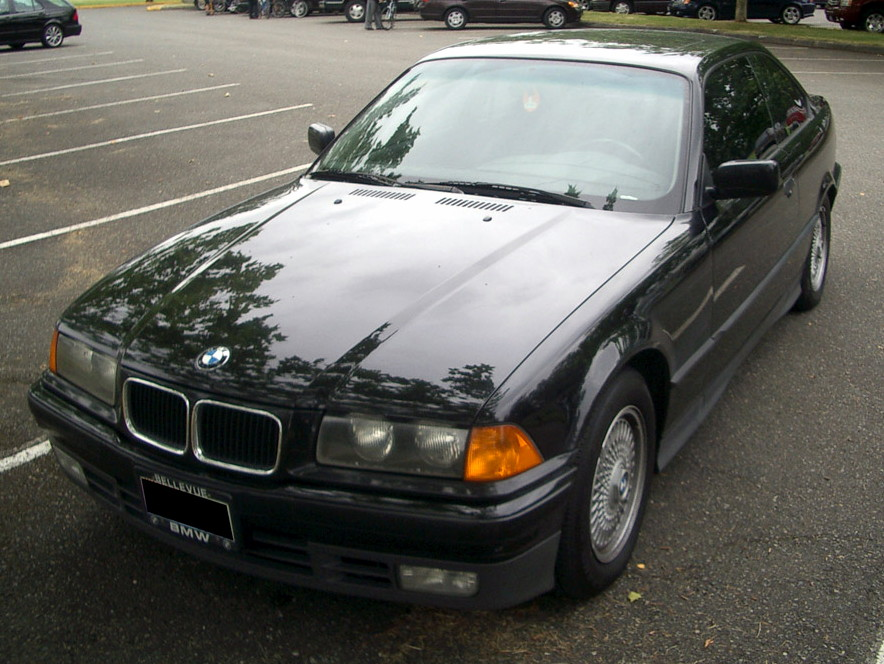1991 Bmw 325is Mk 2 Related Infomation Specifications Weili Automotive Network