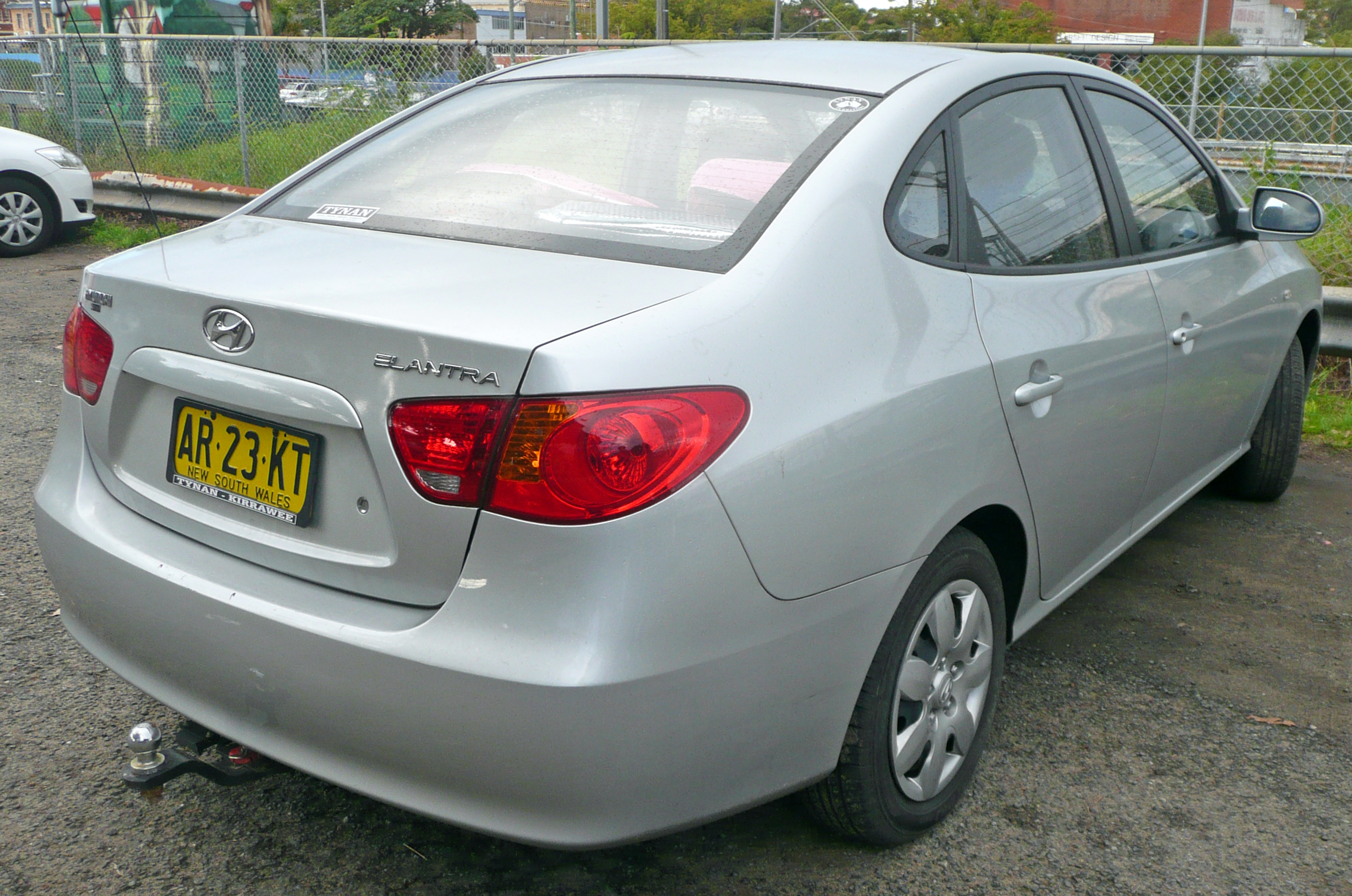 File 2006 2009 Hyundai Elantra Hd Sx Sedan 01 Jpg