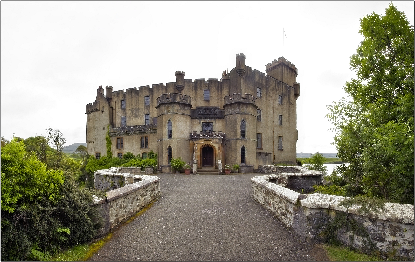 photo of dunvegan castle - photo #34