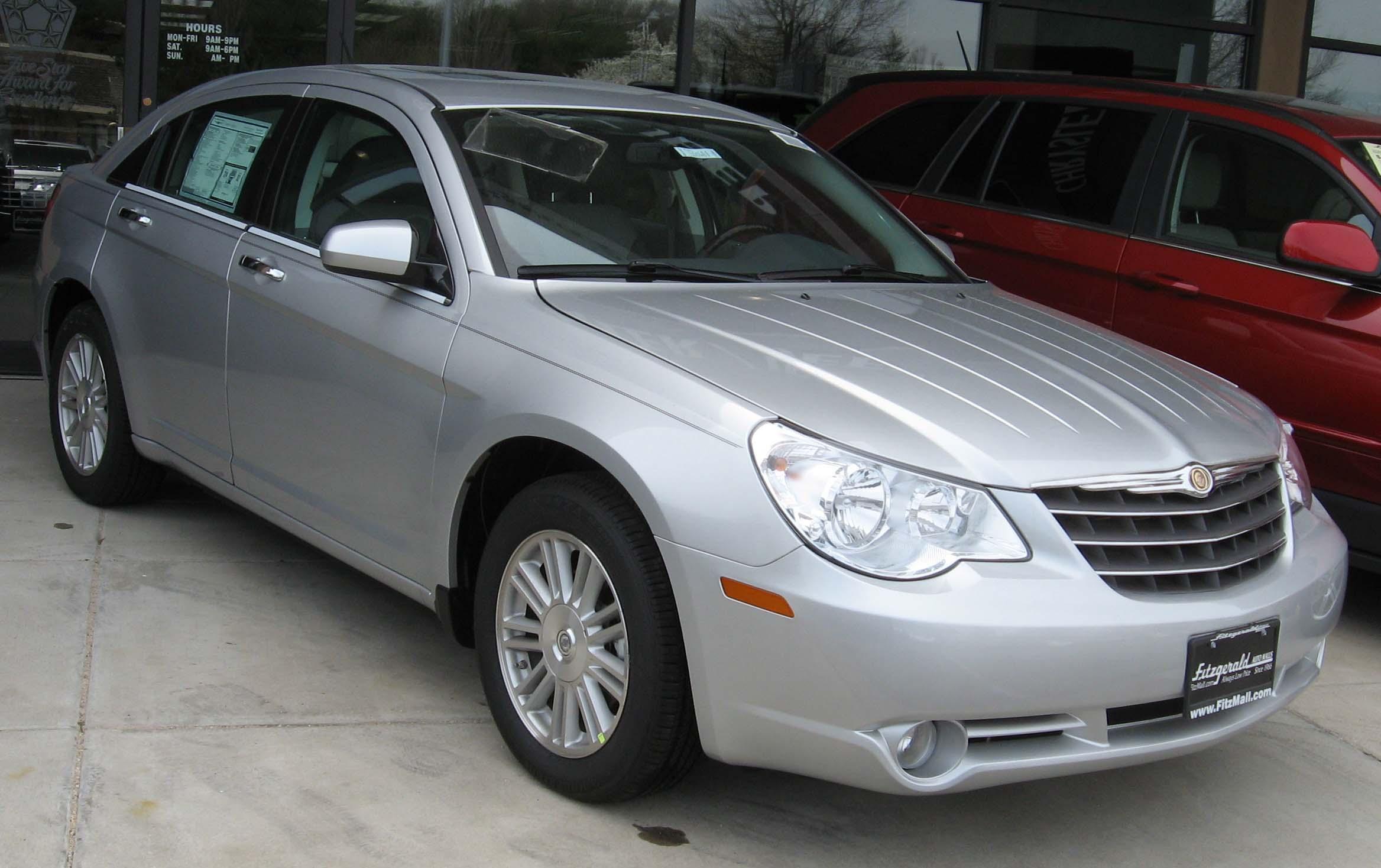 Chrysler Sebring Sedan (2007)