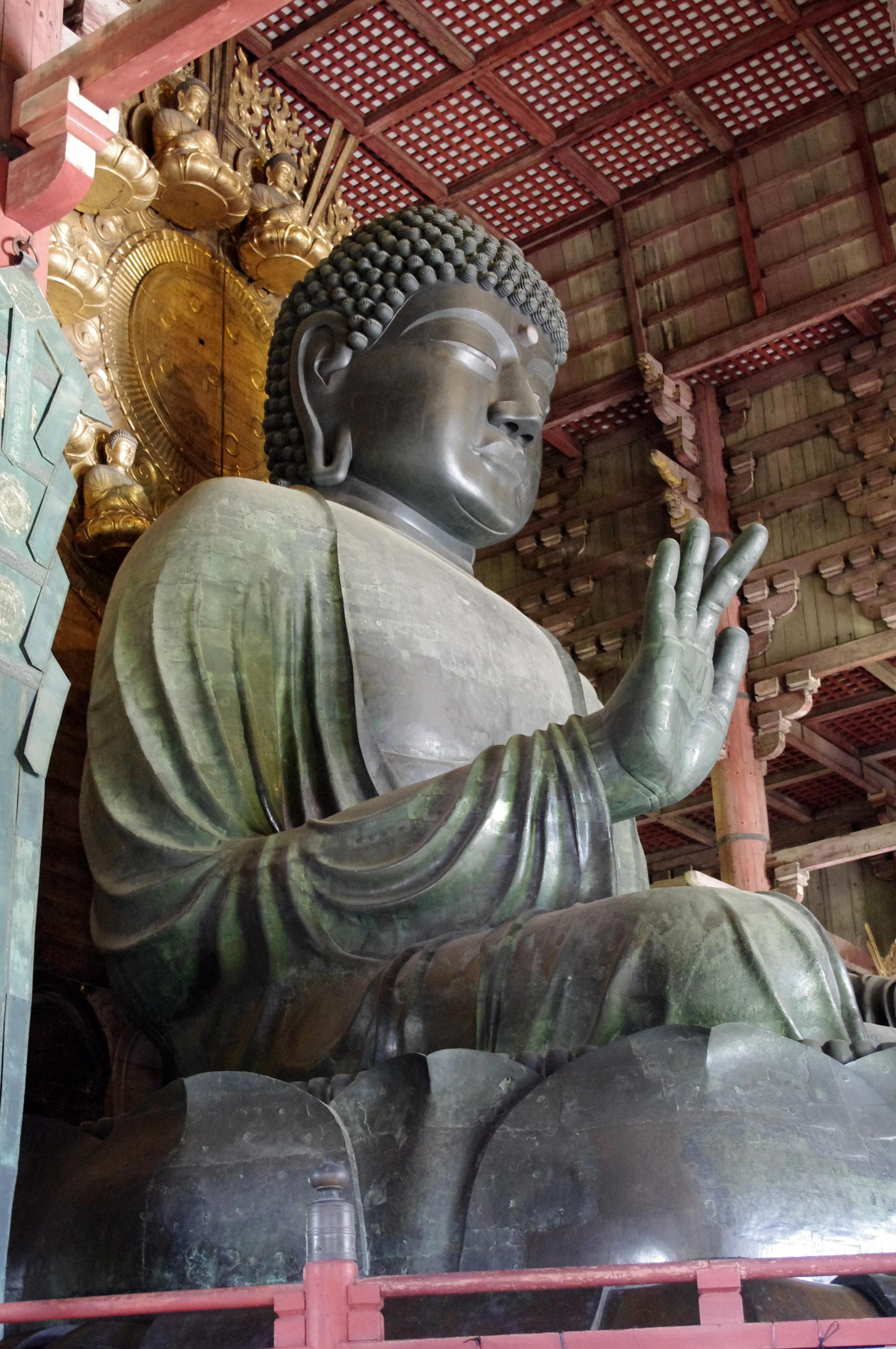 20100716 nara todaiji daibutsu 2292