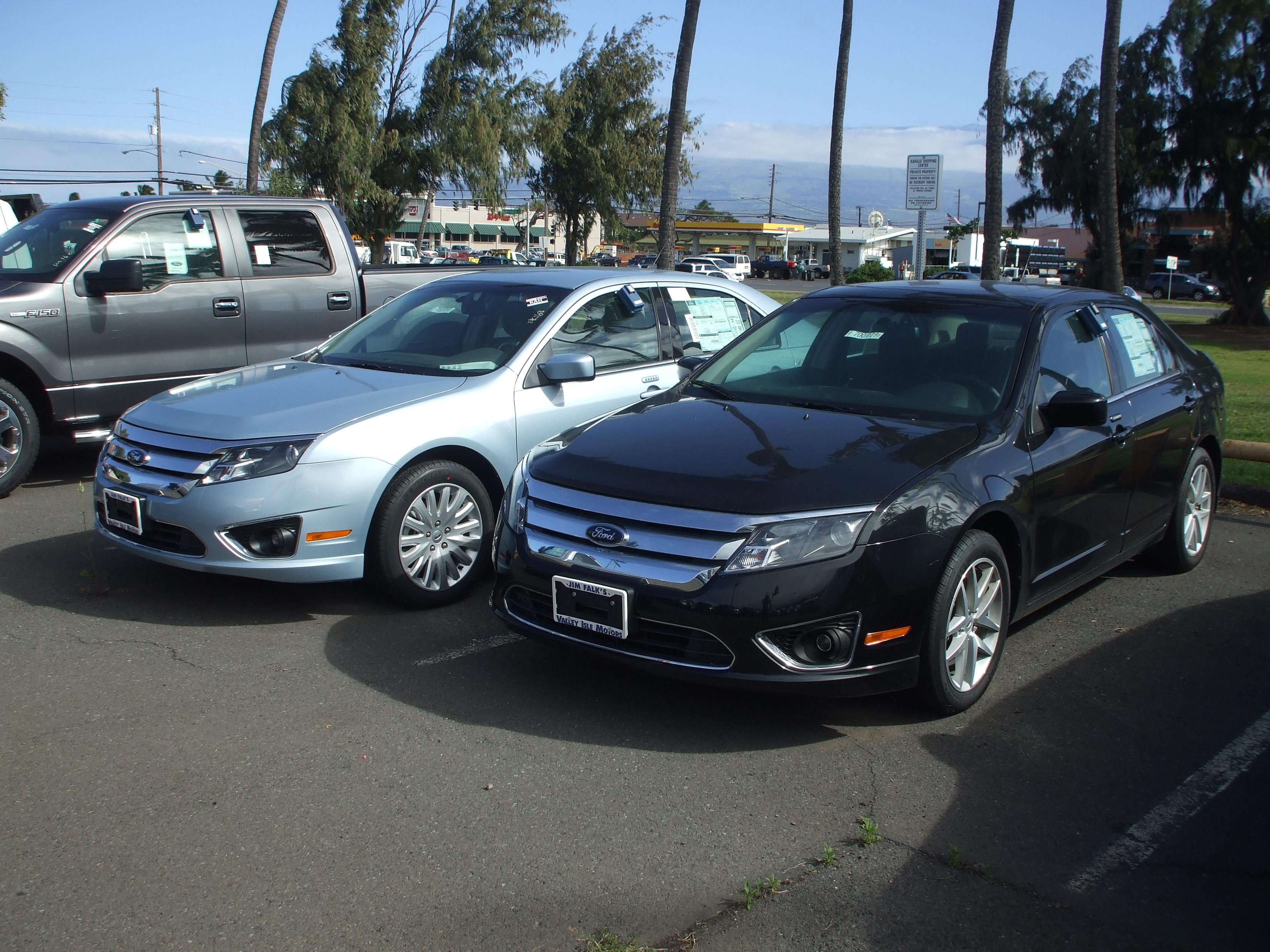 File 2010 Ford Fusion Hybrid Sel Awd Flexfuel Jpg