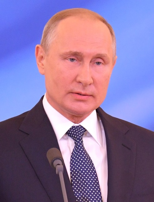2018 Russian Presidential Election Wikipedia