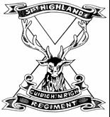 51st Highland Volunteers unit of the British Army