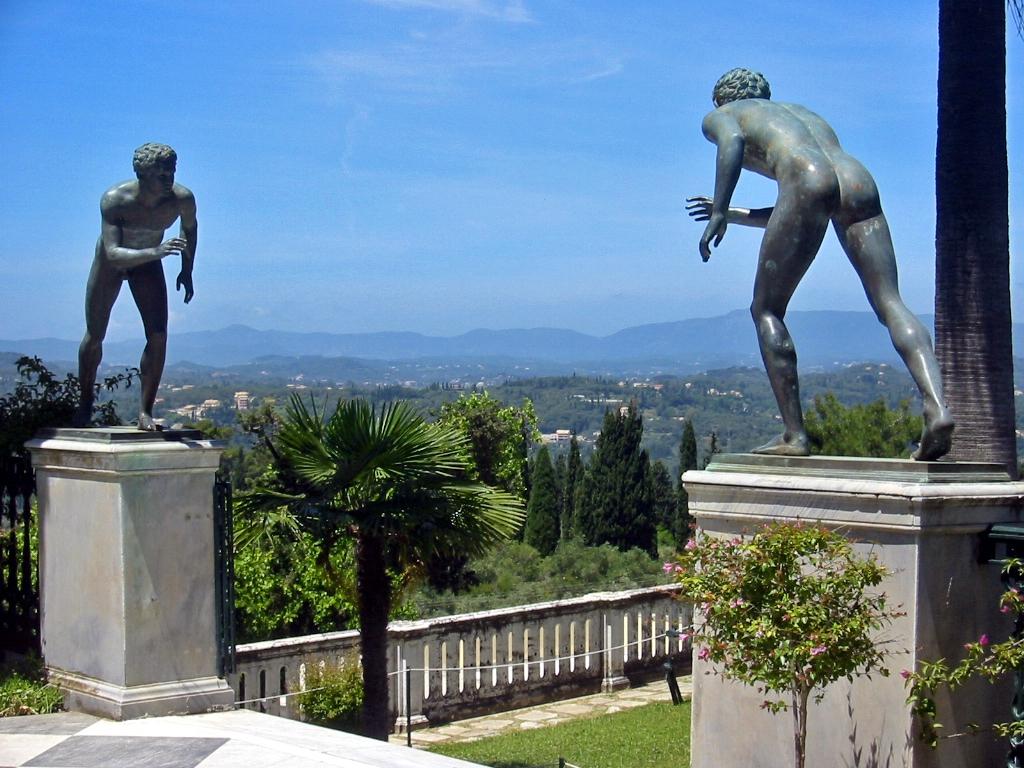 Achilleion (Korfu) - JungleKey.de Bilder