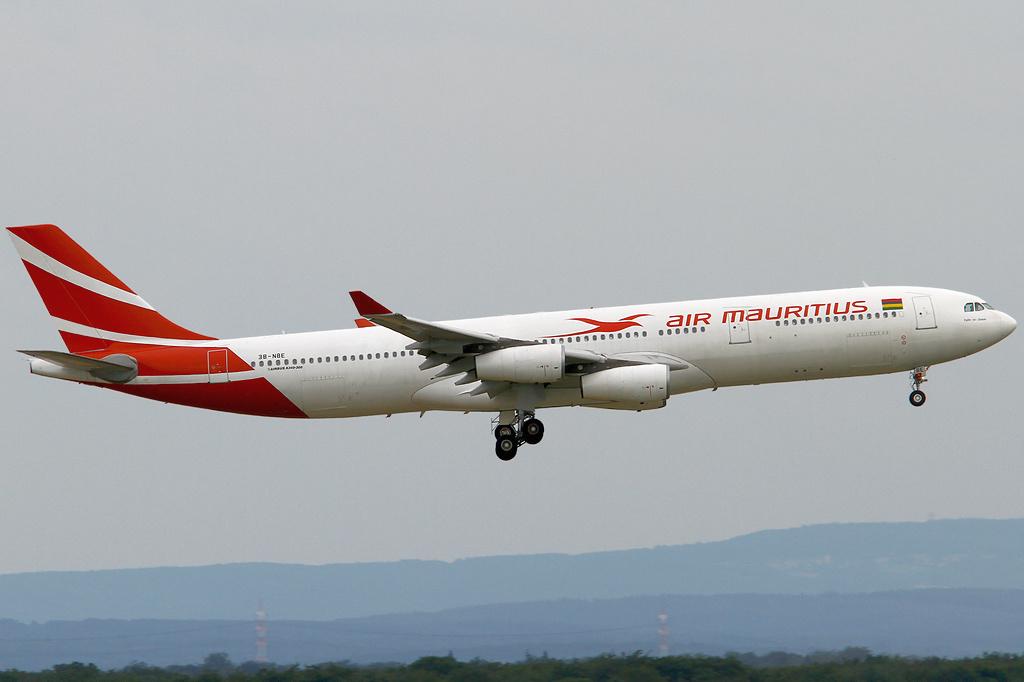 air mauritius Track air mauritius (mk) #42 flight from sir seewoosagur ramgoolam int'l to london heathrow.