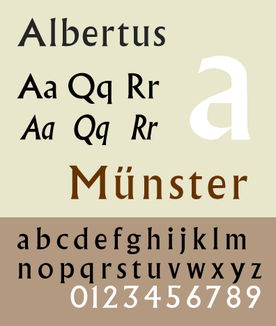 Albertus (typeface) - Wikipedia