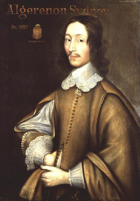 Algernon Sidney - Wikipedia