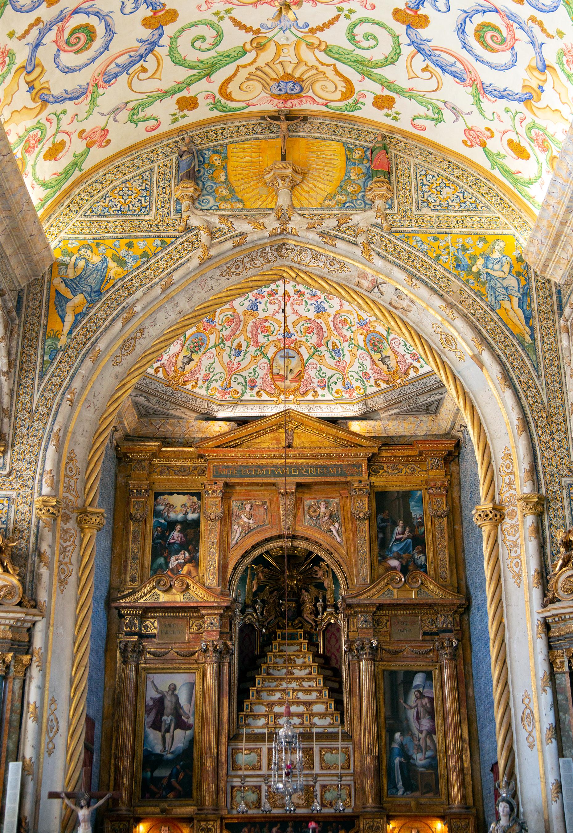 Chapel Sao Miguel