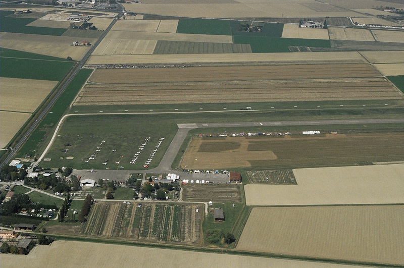 Aeroporto Udine : Ravenna airport wikidata