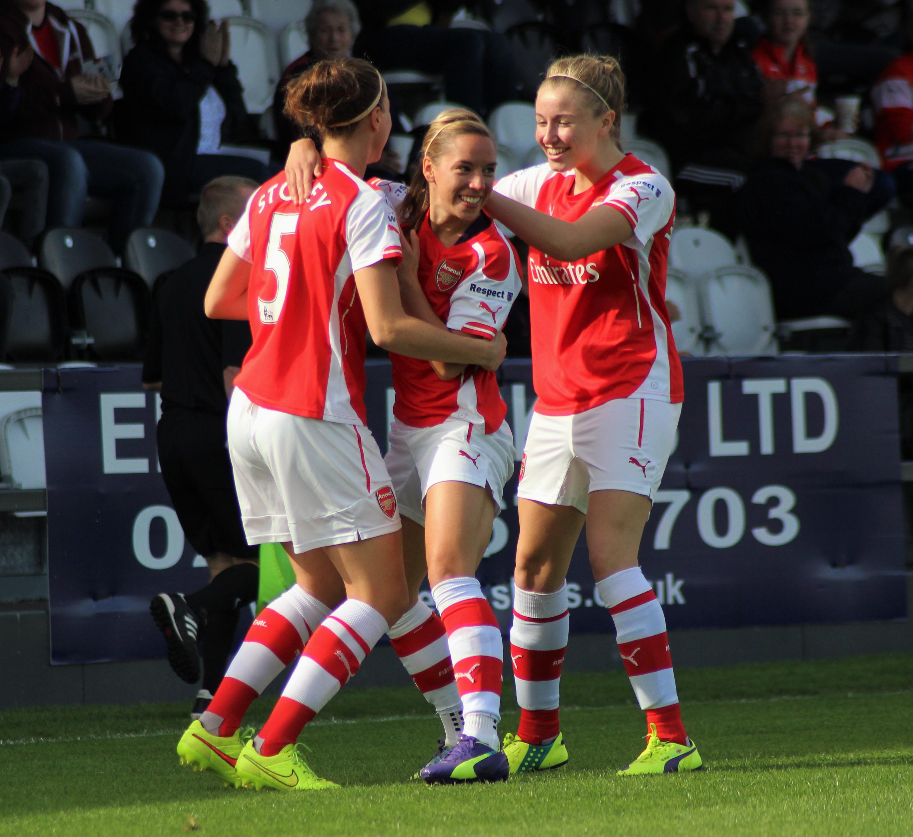 File Arsenal Ladies Vs Liverpool 15962562354 Jpg Wikimedia Commons