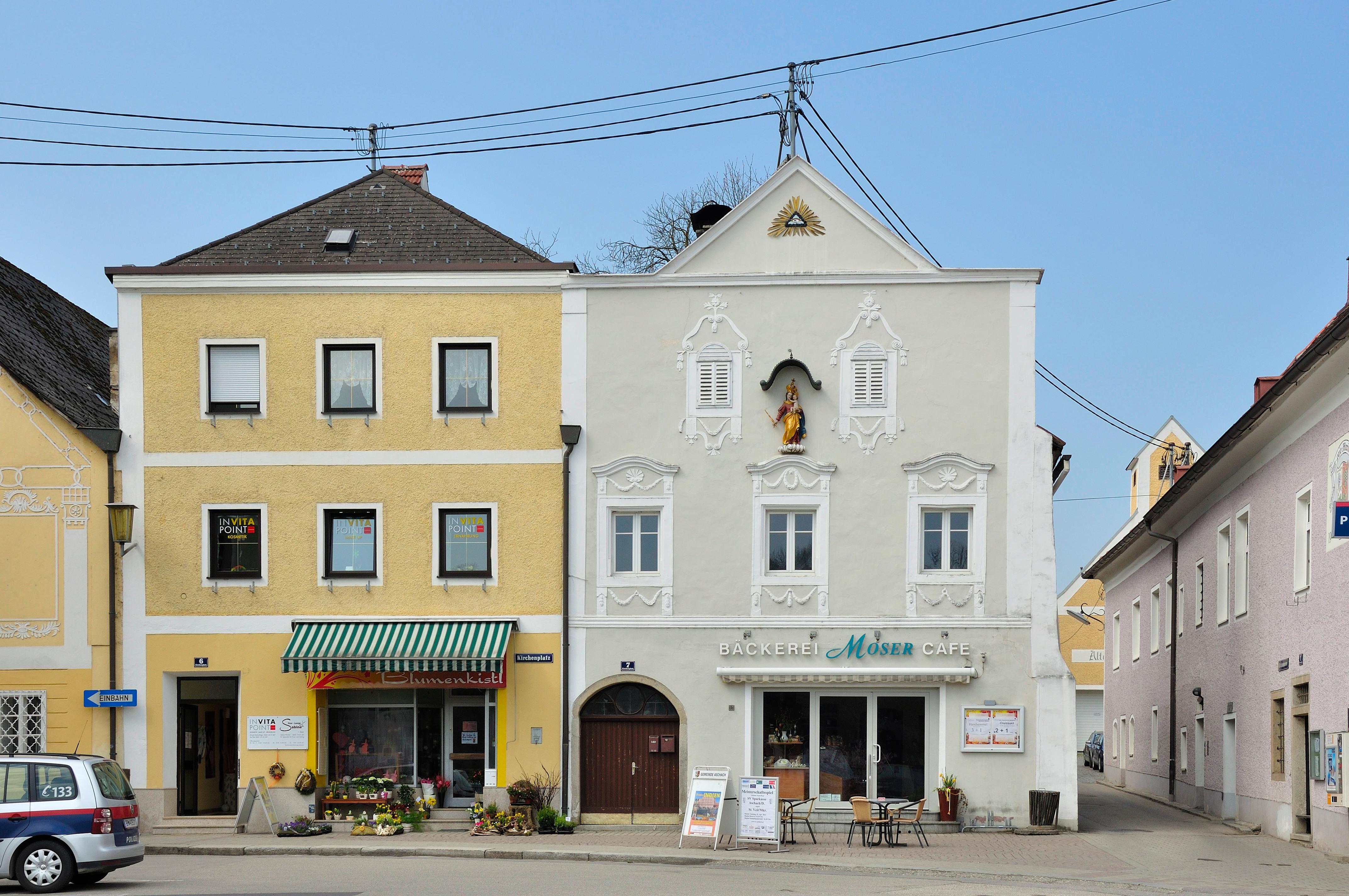 Aschach an der Donau - Matricula Online