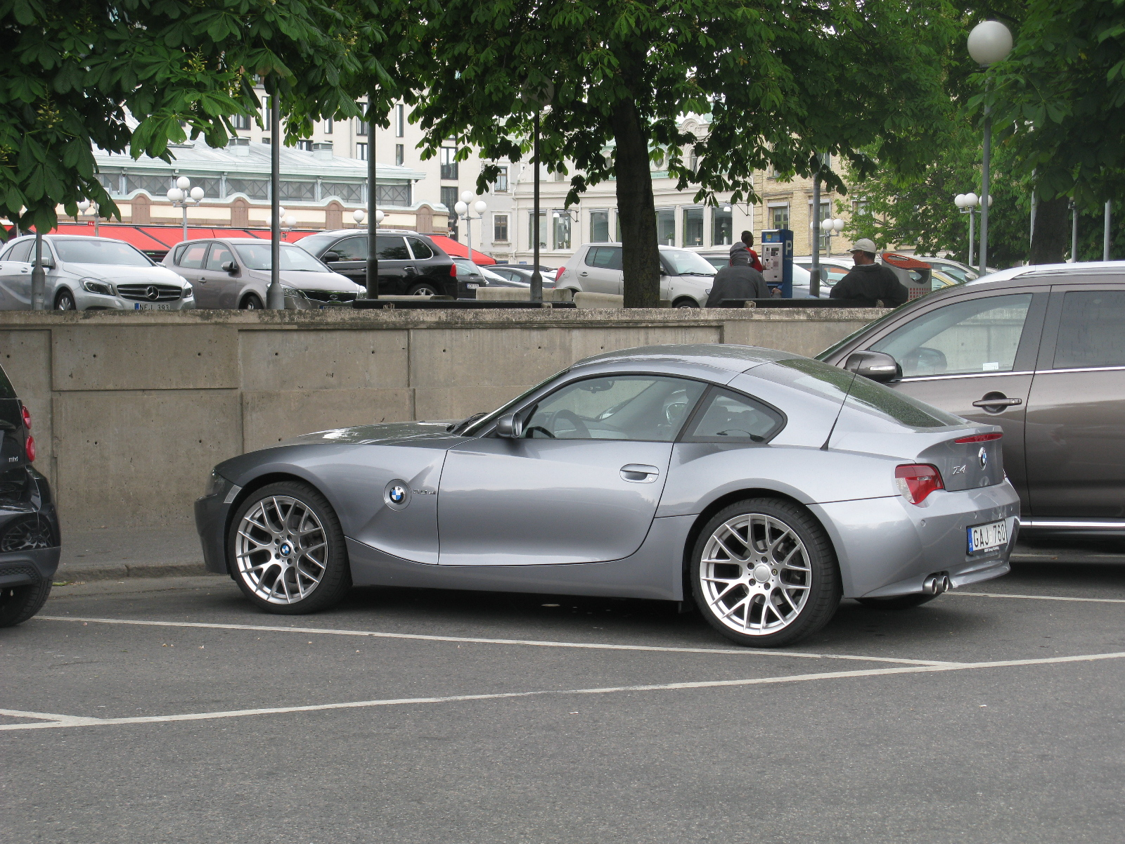 File Bmw Z4 3 0 Si Coup 233 14342753823 Jpg Wikimedia Commons