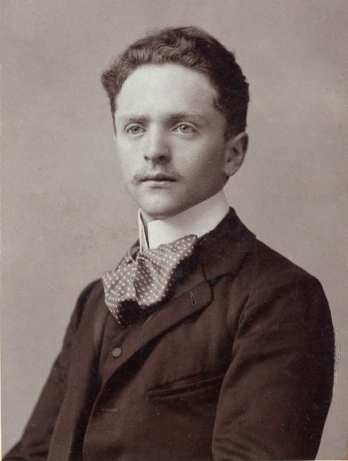 Balázs Béla 1910 körül