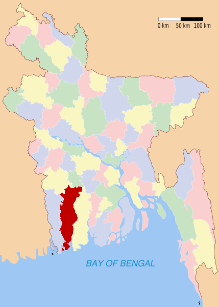 Khulna District, Bangladesh