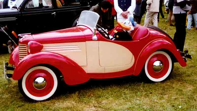 Bantam Cars And Jeeps And The American Austin 3ateam
