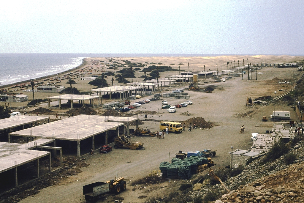 Playa Del Ingles Hotel Sahara Beach