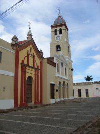 Iglesia de Bayamo.