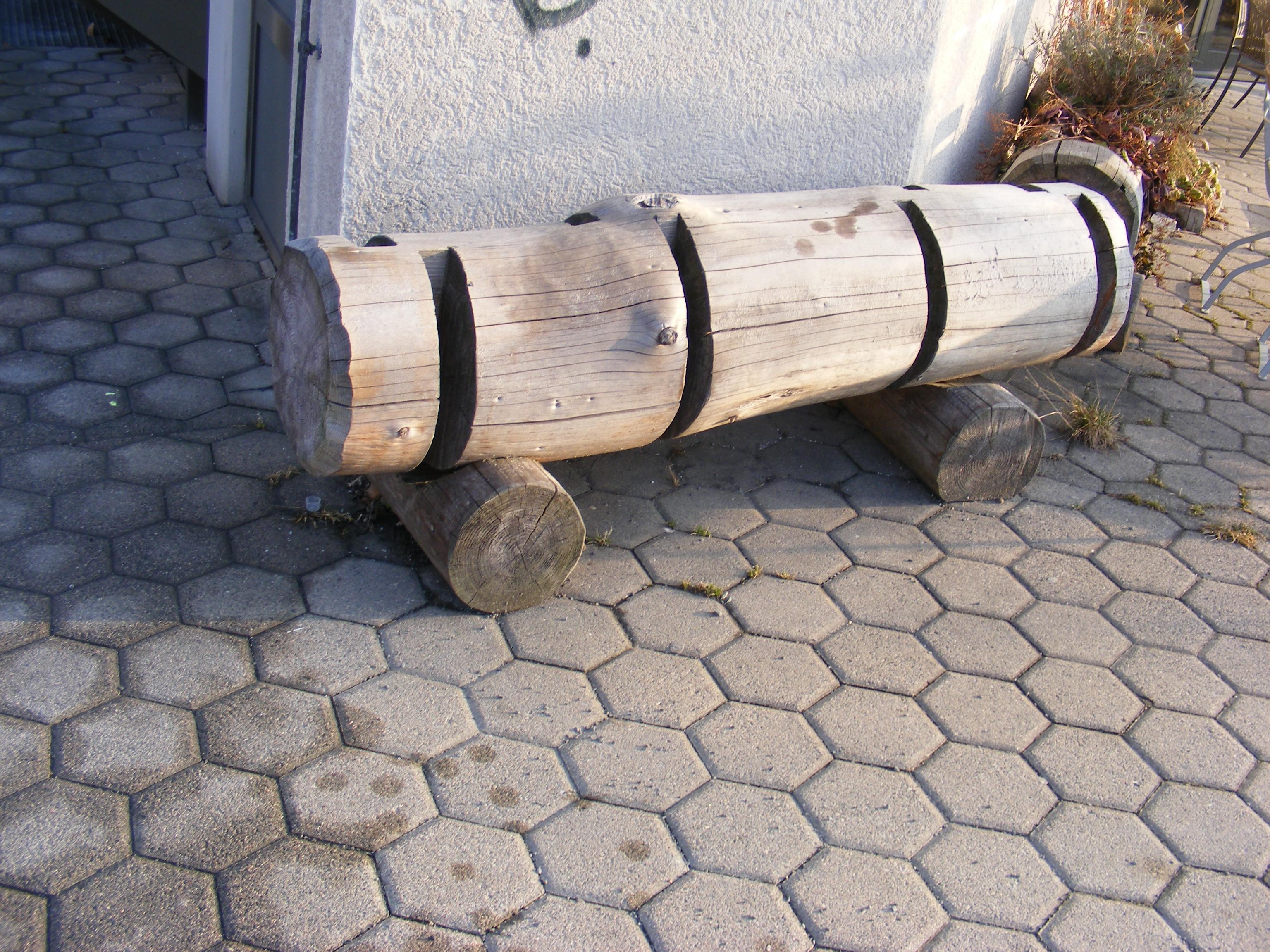 file bayreuth fahrradst nder baumstamm jpg wikimedia commons. Black Bedroom Furniture Sets. Home Design Ideas