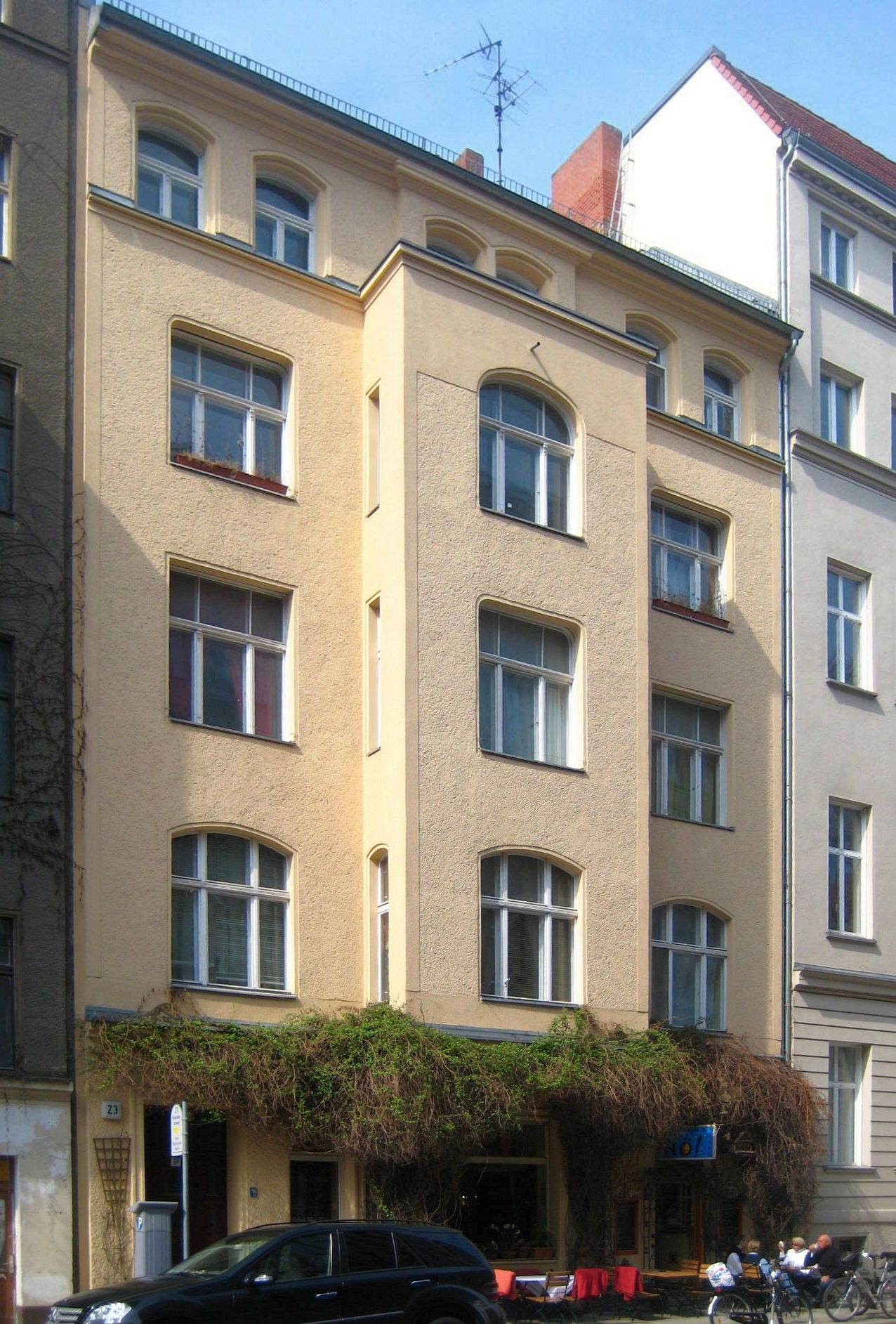 Fileberlin mitte glinkastrasse 23 mietshaus jpg wikimedia