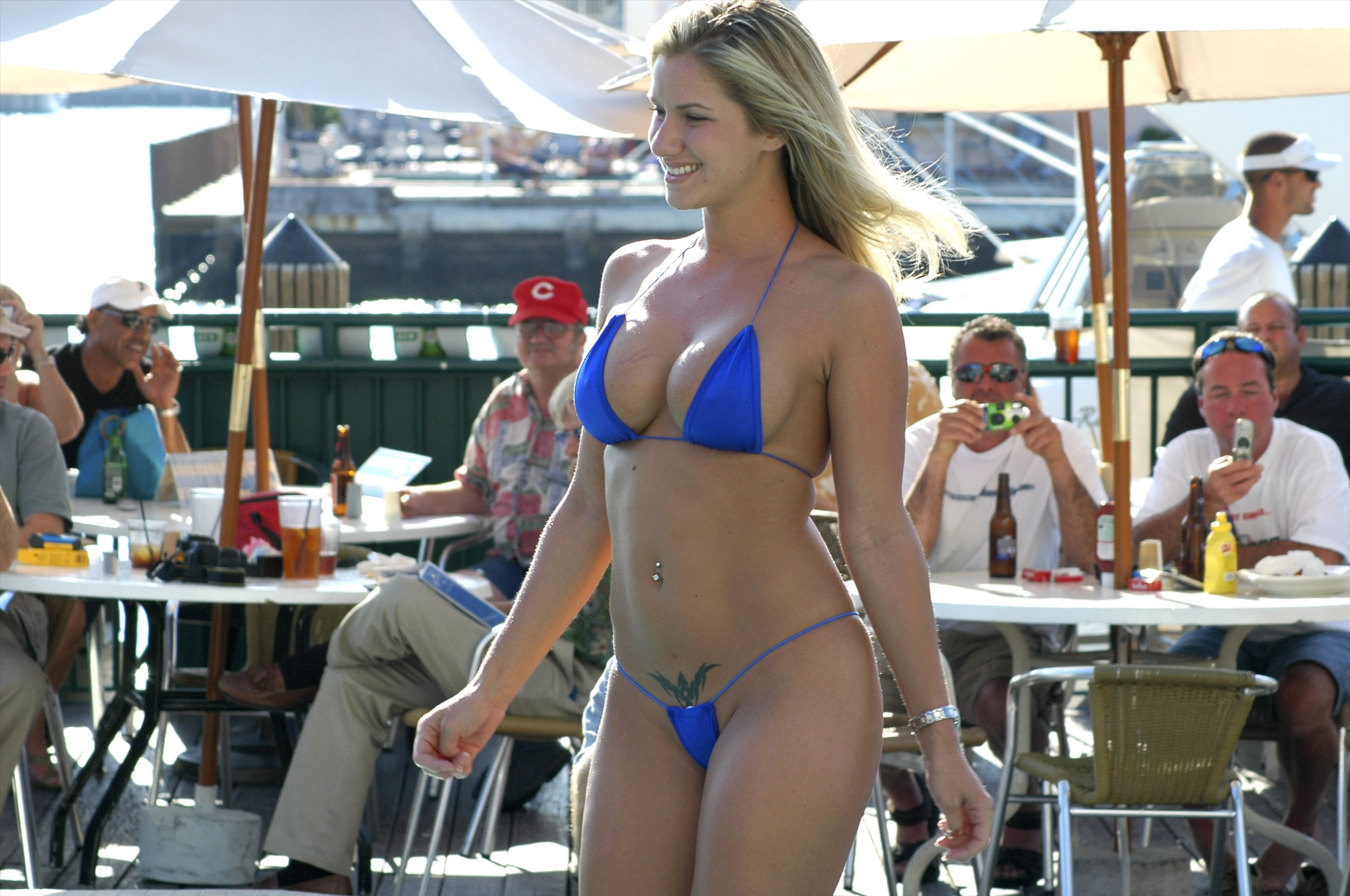 File Blue Bikini Jpg Wikimedia Commons