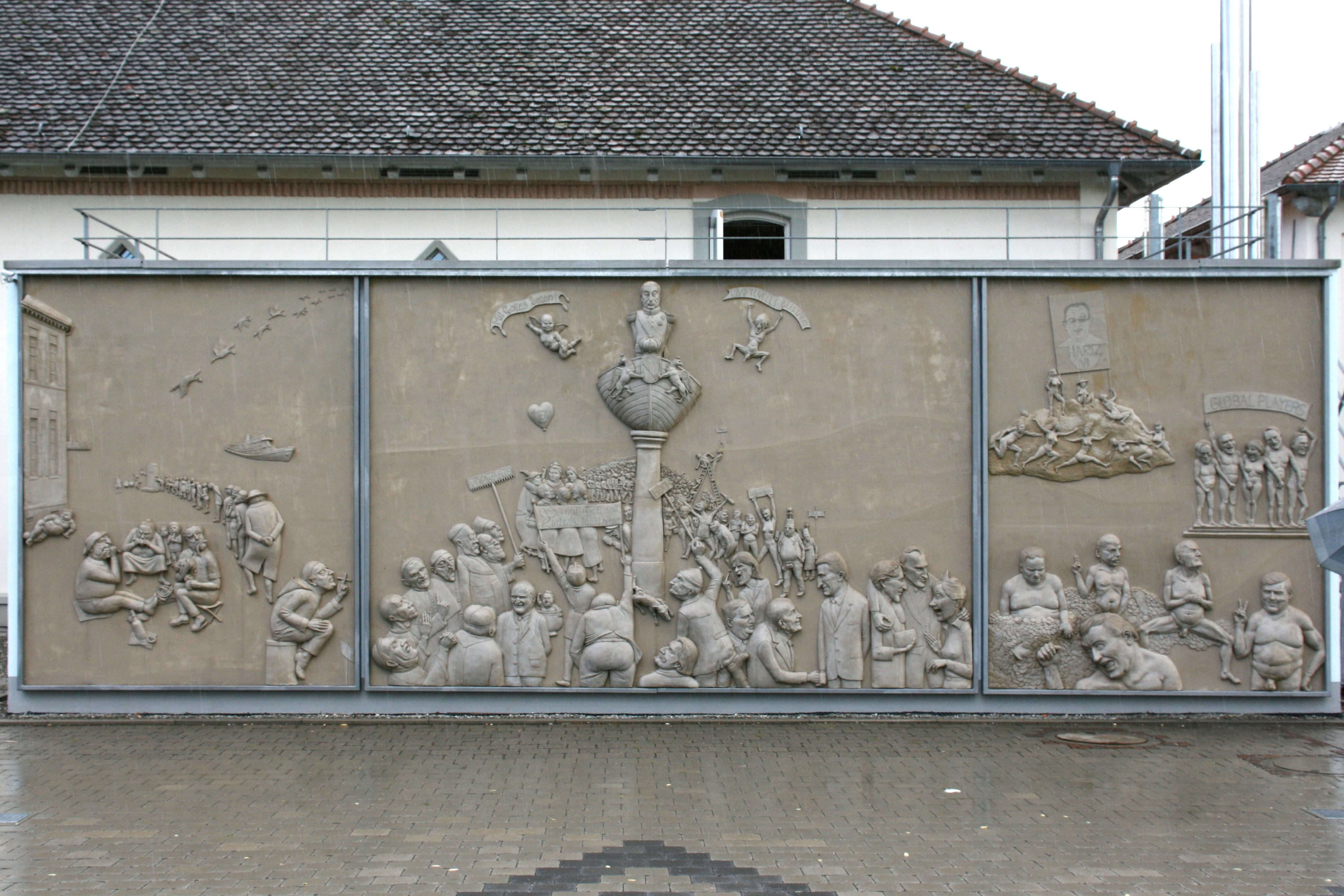 Bodman Ludwigshafen