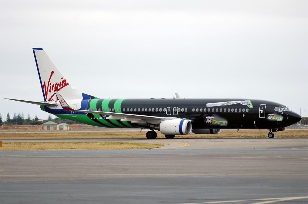 Fluggesellschaft Virgin Airline