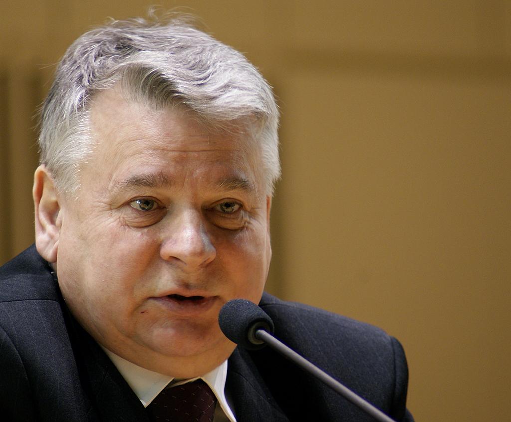 Bogdan Borusewicz fot Wikimedia / Aleksander Paszkowski