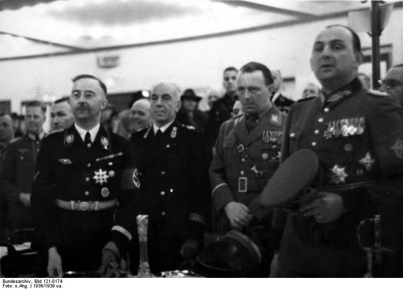 file bundesarchiv bild 121 0174 berlin italienische polizeif hrer. Black Bedroom Furniture Sets. Home Design Ideas