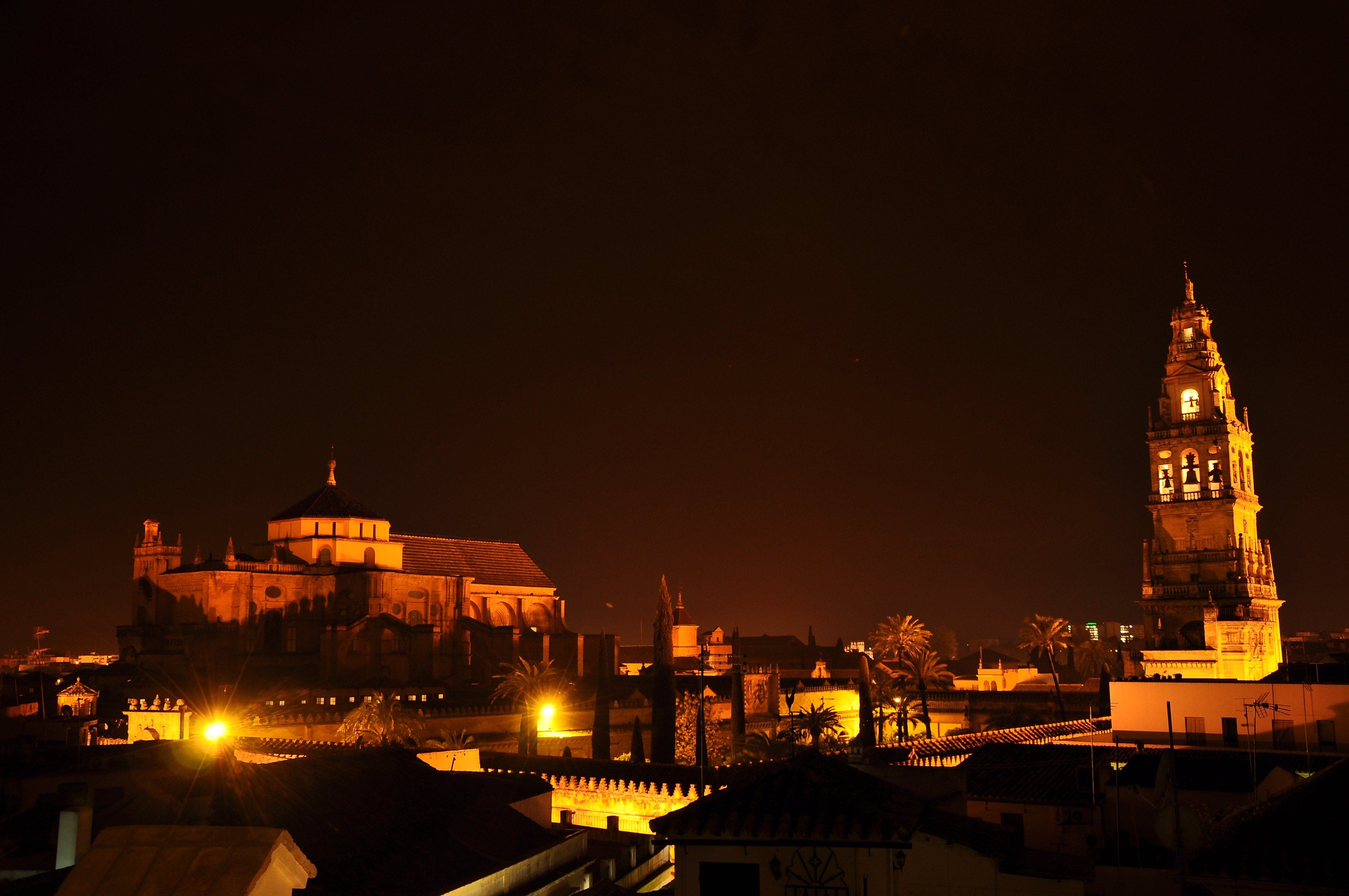 Http Commons Wikimedia Org Wiki File C C3 B3rdoba Spain At Night Jpg