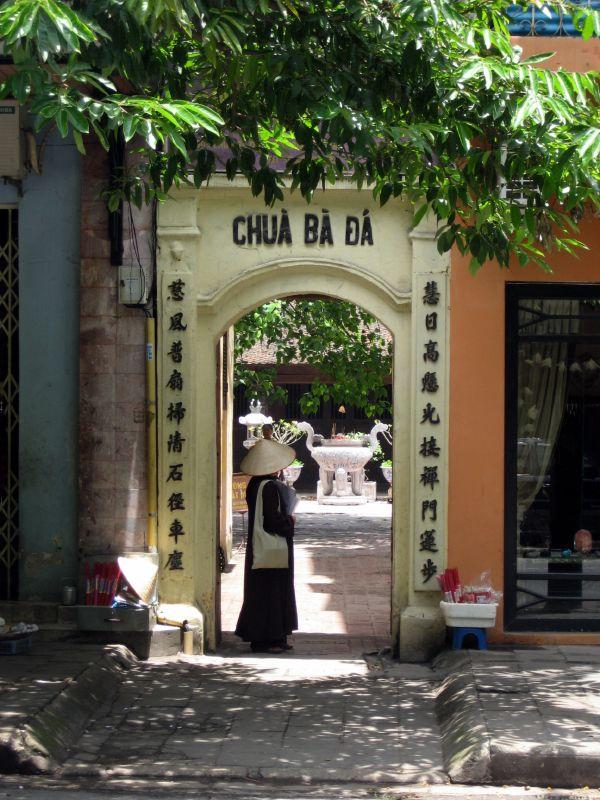 Chua Ba Da pagoda