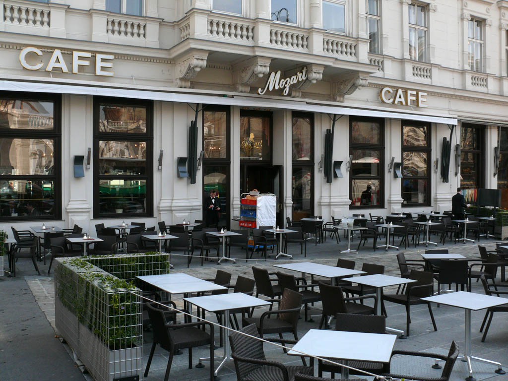 Mozart S Restaurant Wien