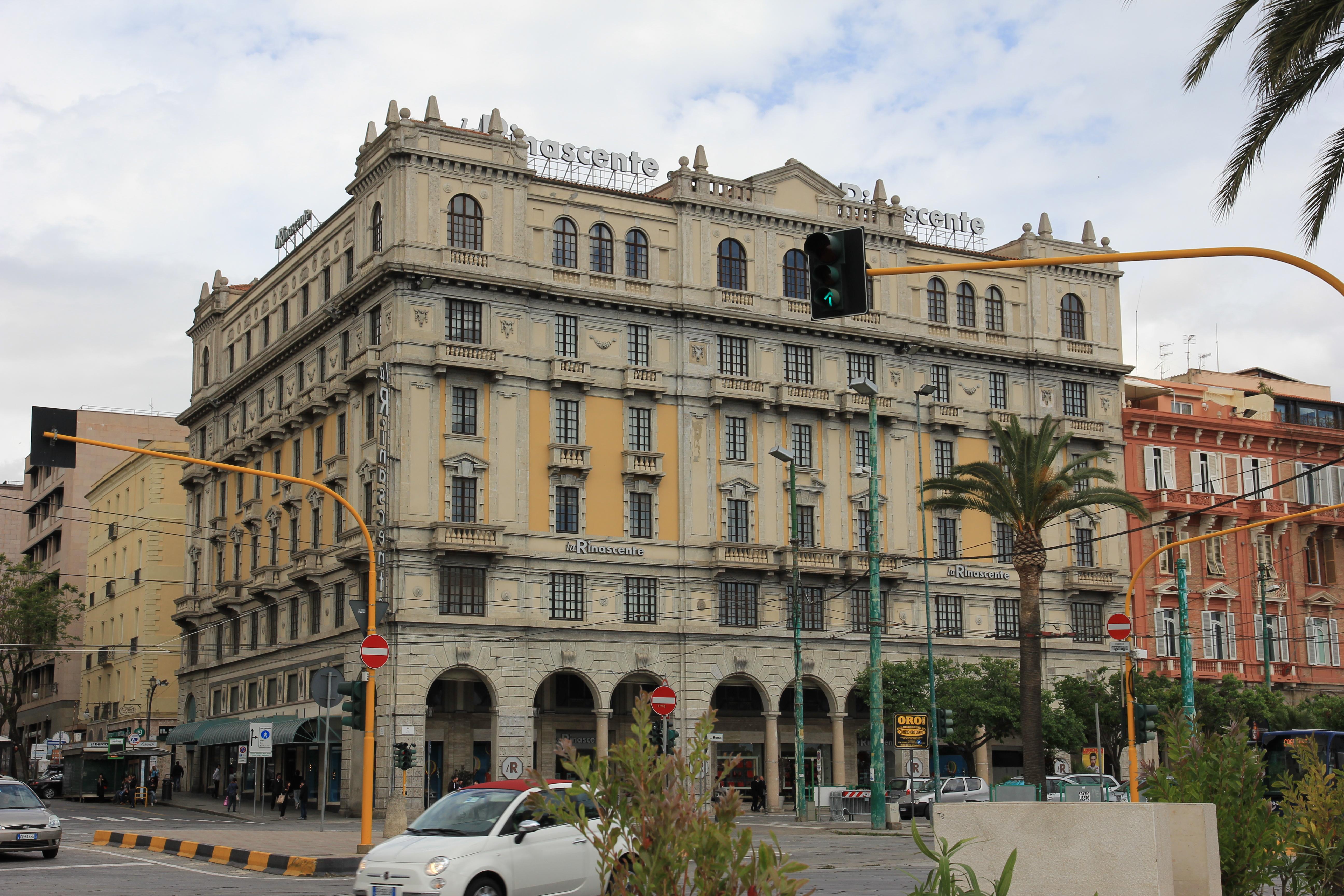 File Cagliari Via Roma 02 Jpg Wikimedia Commons